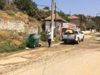 Turgutlu'da İlaçlama Çalışmaları Sürüyor
