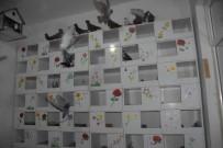 HAYVAN SEVERLER - Türkiye'de Bir İlk Açıklaması Güvercinler İçin Otel !