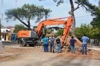 AYRANCıLAR - Türkmenköy Projelerinde İlk Kazma Vuruldu