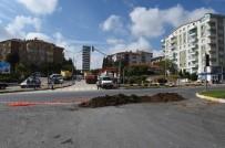 BELEDİYE BAŞKAN YARDIMCISI - Uşak'ın İkinci Battı Çıktı Projesinde İlk Kazma Vuruldu