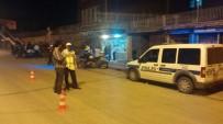ANKARA EMNIYET MÜDÜRÜ - Vali Ercan Topaca, Başkent'te Bin Polisle Yapılan Asayiş Uygulamasını Denetledi