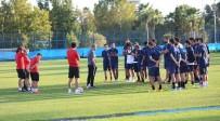 KIRMIZI KART - Adana Demirspor'da Balıkesirspor Hazırlıkları