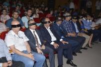 İŞİTME ENGELLİLER - Adana Film Festivali Kapsamında Engelsiz Film Gösterimi