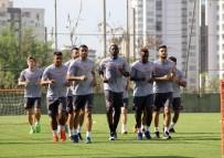 UYGAR BEBEK - Adanaspor'da Aytemiz Alanyaspor Maçı Hazırlıkları Sürüyor