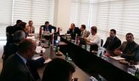 AFYONKARAHISAR TICARET VE SANAYI ODASı - Afyonkarahisar'da KÜSİ Toplantısı Yapıldı