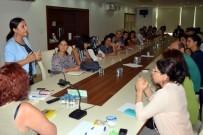 YÜKSEL MUTLU - Akdeniz Belediyesi'nde Ayrımcılığa Karşı Seminer
