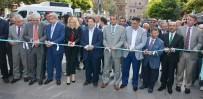 EL SANATLARI - Aksaray'da Türk El Sanatları Sergisi Açıldı