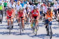 SÜLEYMAN EVCILMEN - Antalyalı Kadınlar Sağlık İçin Pedal Çevirecek