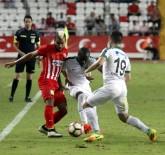 MEHMET METIN - Antalyaspor, Akhisar Belediyespor Maçı Golsüz Bitti