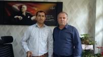 FAŞIST - ASİMDER'den Şube Müdür Güneş'e Ziyaret