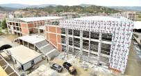YÜZME HAVUZU - Atatürk Spor Salonu İnşaatında Sona Gelindi
