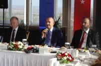 NAMIK KEMAL - Bakan Müezzinoğlu Açıklaması 'Emeklilere Promosyonda Çalışmalarımızı Bir Noktaya Getirdik'