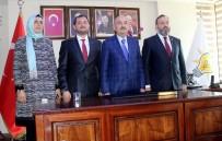 CÜNEYT YÜKSEL - Bakan Müezzinoğlu, AK Parti Tekirdağ İl Başkanlığı'nı Ziyaret Etti