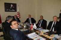 TAMER YIĞIT - Başkan Saraçoğlu, '112 Acil Çağrı Hizmetleri Toplantısı'na Katıldı