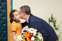 Başkan Şirin'e İlköğretim Haftası Ziyareti