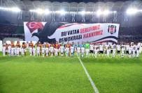 MİLLİ FUTBOLCU - Beşiktaş İle Galatasaray 340. Randevuda