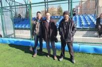 ŞAMPİYONLUK KUPASI - Bilecik 1. Amatör Lig Öncesi Dübek'ten Takımlara Başarı Temennisi
