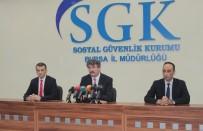 PRİM BORCU - Bursa'da 90 Bin İşverene Çağrı