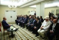 NEW YORK - Cumhurbaşkanı ABD'li Müslümanlarla Görüştü