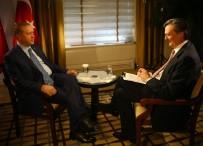 NEW YORK - Cumhurbaşkanı Erdoğan, John Micklethwait İle Mülakat Gerçekleştirdi.