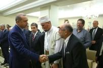 NEW YORK - Cumhurbaşkanı Erdoğan, Müslüman Toplumu Temsilcilerini Kabul Etti