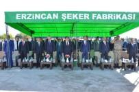 SAĞLIKLI BESLENME - Erzincan Şeker Fabrikası 2016-2017 Yılı Sezonunu Açtı
