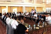 SOSYAL GÜVENLIK KURUMU - Esnaf Ve Sanatkarlar Odaları Birliği Başkanlar Kurulu Toplantısı Yapıldı