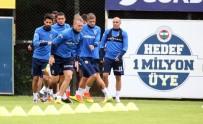 CAN BARTU - Fenerbahçe'de Gaziantepspor Maçı Hazırlıkları Sürüyor