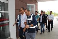 DENETİMLİ SERBESTLİK - FETÖ'den Aranan 9 Öğretmenden 5'İ Yakalanarak Adliyeye Sevk Edildi