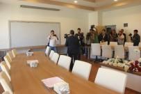 DİNLEME CİHAZI - Gaziantep'te Zirve Üniversitesi'nde Kozmik Oda Bulundu