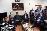 ADLIYE SARAYı - Gümrük Ve Ticaret Bakanı Bülent Tüfenkci Malatyalılara Müjdeyi Verdi Açıklaması