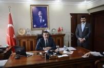 MUSTAFA TOPRAK - Gümrük Ve Ticaret Bakanı Tüfenkci Arapgir'de