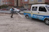 HAYVAN - Haliliye Belediyesi'nden Kapsamlı İlaçlama Ve Temizlik Çalışması