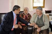 KAFA TRAVMASI - Haluk Alıcık, Alzheimer Hastalarını Yalnız Bırakmadı
