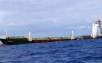 İTALYA - Türk gemisi battı!