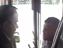 METROBÜS YOLU - İşte metrobüs kazasında şoföre saldırı anı