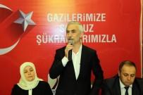 KAĞITHANE BELEDİYESİ - Kağıthane'de Gaziler Haftası Etkinliği