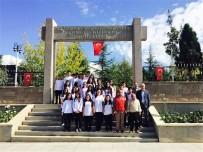 ANMA ETKİNLİĞİ - Kırşehir Gençliği Şehitliği Ziyaret Etti