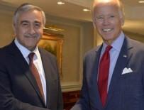 ALMANYA DIŞİŞLERİ BAKANI - KKTC Cumhurbaşkanı Akıncı, Biden ile görüştü