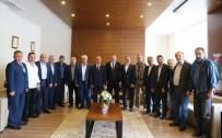 TİCARET ODASI - KOTO, MHP Kocaeli İl Yönetimini Ağırladı