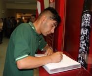 HACI BAYRAM - Mehmet Akif Ersoy Anadolu Lisesi'nde 15 Temmuz Şehitleri Anıldı