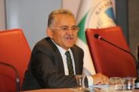 ERCIYES ÜNIVERSITESI - Melikgazi Belediye Projeleri Tarihi Kentler Birliği'nin Gaziantep Toplantısında