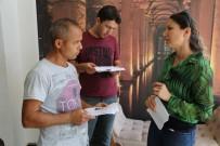 YÜZME HAVUZU - Mezitli'deki Arazinin Kullanımına Halk Karar Verecek
