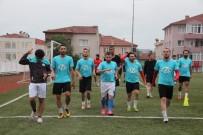 YUSUF FIDAN - Milli Oyuncu Yusuf Fidan, Bilecikspor'la Antrenmanlara Çıktı