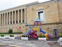 TEZCAN KARAKUŞ CANDAN - Mimarlar Odası Anıtkabir'deki çocuk parkına savaş açtı