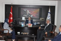 SOSYAL GÜVENLIK KURUMU - Müdür Vekili Özkan'dan İki Kuruma Ziyaret