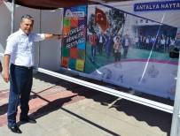 SUZAN KARDEŞ - Muratpaş'da Anadolu'nun Renkleri Buluşuyor