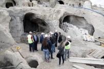 KAPADOKYA - ODTÜ'lü Bilim İnsanları Dünyanın En Büyük Yer Altı Kentini İnceledi