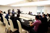 ÖZEL SEKTÖR - Organize Sanayi Bölgesi'nde URGE Toplantısı Düzenlendi