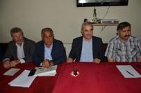 GENEL KURUL - Osmancık Muhtarlar Derneği Başkanı Faruk Delibaş Güven Tazeledi